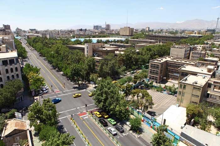 توسعه دانشگاه تهران