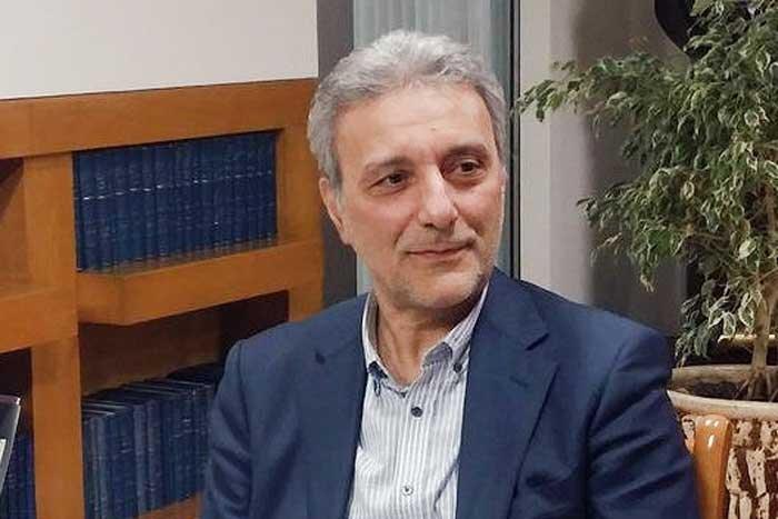محمد نیلی احمدآبادی-رئیس دانشگاه