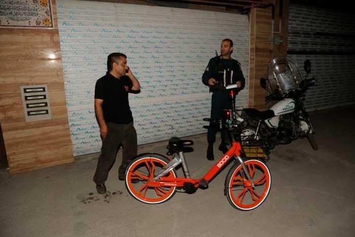 سرقت دوچرخه بیدود