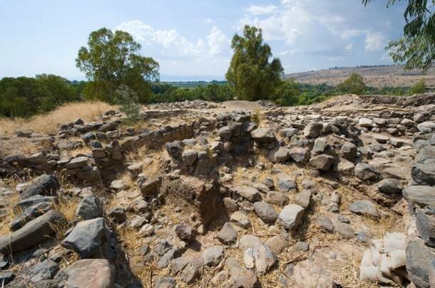 کشف دروازه شهر باستانی متعلق به دوران حکومت حضرت داوود(ع)