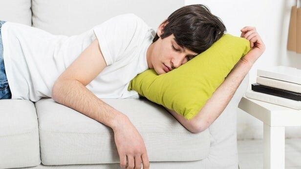 تاثير خواب در كنترل ميل به شوري و شيريني