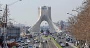 هوای تهران در شرایط سالم