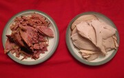 گوشت سفید به همان اندازه گوشت قرمز برای کلسترول بد است