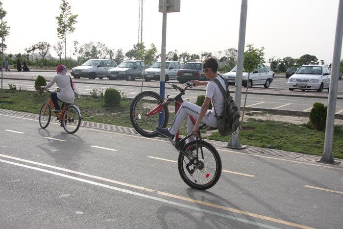 پیست دوچرخه سواری