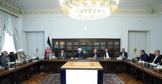 جلسه شوراي عالي هماهنگي اقتصادي