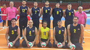 والیبال نشسته قهرمانی آسیا- اقیانوسیه؛ پیروزی مردان ایران برابر کامبوج در گام نخست