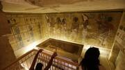 کشمکش مصر و کریستیز بر سر مجسمه توت عنخ آمون