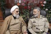 پیام تبریک رئیس سازمان عقیدتی سیاسی ارتش به سرلشکر موسوی