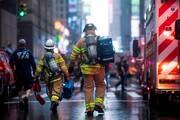 حادثه روز   سقوط هلیکوپتر در نیویورک