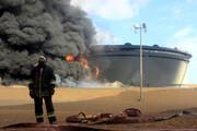 خلیفه حفتر به جنگ نفت روی میآورد