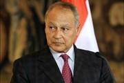 دبیر کل اتحادیه عرب دخالت ترکیه در سوریه را خطرناک دانست