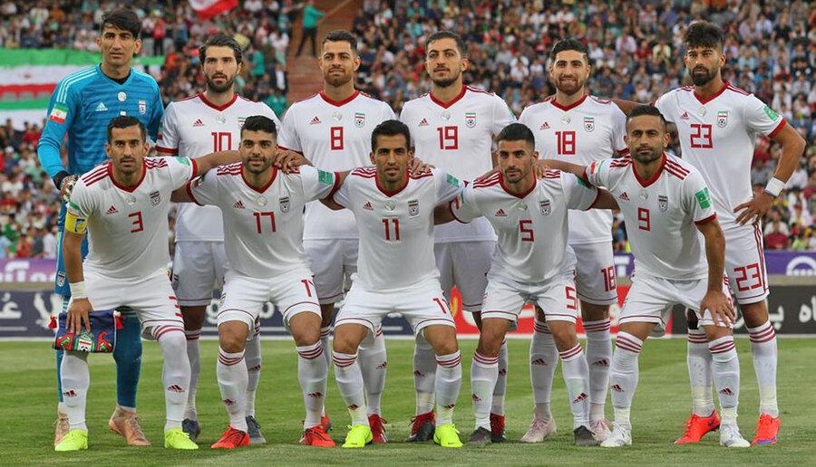 تيم ملي فوتبال ايران