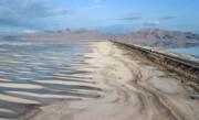 تبخیر آب دریاچه ارومیه نصف شده است