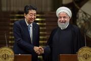 روحانی: آغازگر هیچ جنگی حتی با آمریکا نخواهیم بود   شینزو آبه: درباره کاهش تنشها گفتوگو کردیم