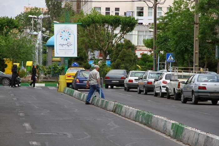 مشکلات خیابان مهربار