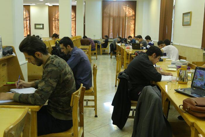 کتابخانه فرهنگسرای گلستان