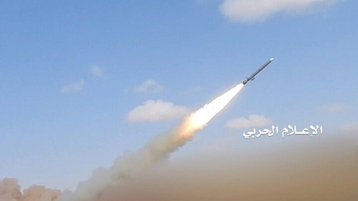 حمله موشكي يمن به عربستان
