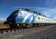 اعلام قیمت قطعی قطار مسافری تهران-وان