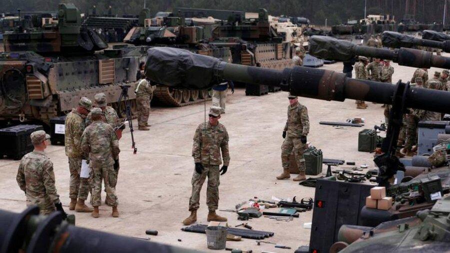 نگرانی روسیه از استقرار پهپادهای جاسوسی آمریکا در لهستان