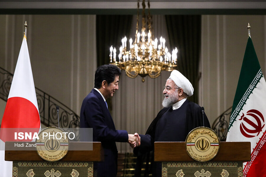 بهرهبرداری تهران و توکیو از سفر تاریخی