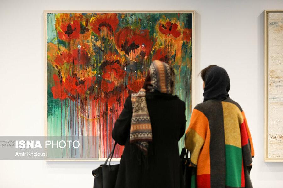گالریگردی در پایان هفته/ افتتاح بیش از ۱۵ نمایشگاه هنری