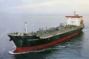 دو شیء پرنده به نفتکش ژاپنی آسیب رساندند