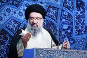 خطیب نماز جمعه تهران: ترامپ میداند توانایی مبارزه با ایران را ندارد