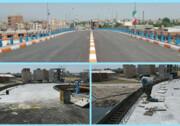 افتتاح پل داروپخش اردبیل