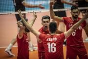 نخستین پیروزی والیبال ایران در جام جهانی ۲۰۱۹ | کانادا تسلیم جوانان ایران شد