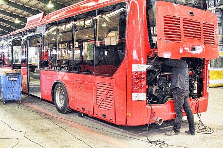 «بازسازی» اتوبوسهای شهری به جای «نوسازی»