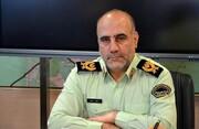 رییس پلیس پایتخت: روزانه ٢۵٠٠ تصادفی جرحی و خسارتی ثبت میشود