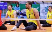والیبال نشسته قهرمانی آسیا و اقیانوسیه؛ کره جنوبی مغلوب ایران شد