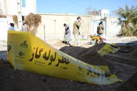 واگذاری مرمت آسفالت پروژه گازرسانی زاهدان به شهرداری