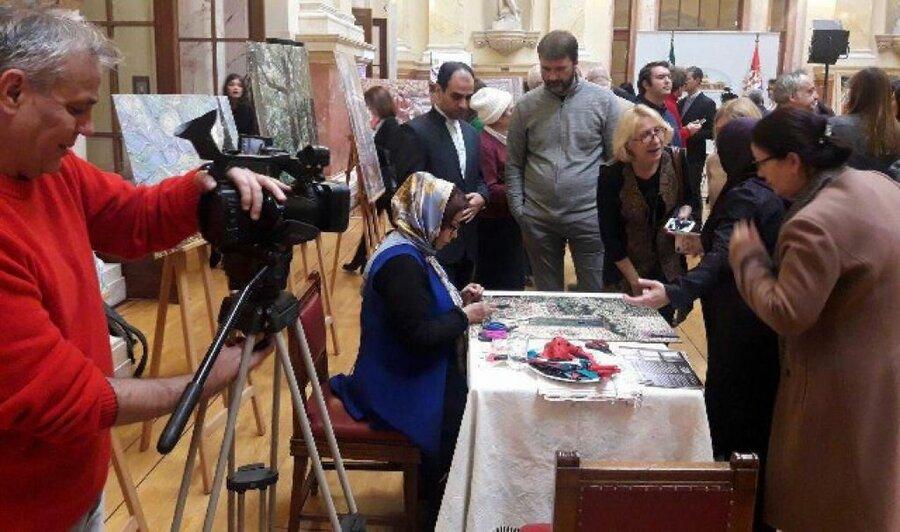 هنرمند ایرانی در میان ۱۰ هنرمند مسابقه جهانی رامبراند