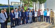 گلستان الف قهرمان مسابقات والیبال ساحلی ناشنوایان کشور شد