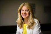 نخستین رئیس جمهور زن در اسلواکی سوگند یاد کرد