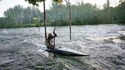 مسابقات قایقرانی قهرمانی کشور اسلالوم بانوان با معرفی برترینها به پایان رسید
