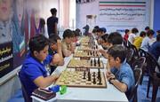 نفرات برتر مسابقات شطرنج سریع ردههای سنی ایران معرفی شدند