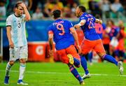 کیروش با پیروزی آغاز کرد؛ شکست آرژانتین مقابل کلمبیا