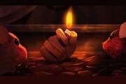 انسی برندگانش را شناخت | شگفتی از ایده خلاقانه یک انیمیشن