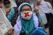 عکس روز: اعتراض در اندونزی