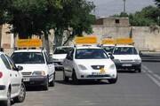 خیابان قائم(عج)در قرق آموزشگاهها