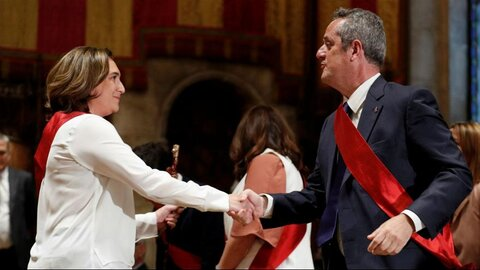 اسپانیا | پیروزی دوبارۀ محافظهکاران در شهرداری مادرید و چپ افراطی در بارسلون