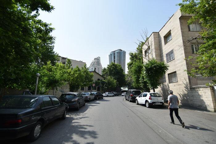 محله محمودیه شمیران