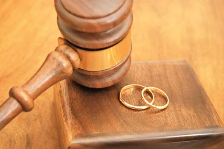 طلاق دادگاه