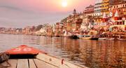 شعبدهباز هندی در رودخانه گنگ ناپدید شد