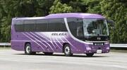 اتوبوسی که با تشخیص ناخوشی راننده ترمز میکند