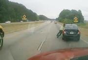 ببینید |  خشم جادهای در بزرگراه جورجیا