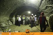 نصب پلهبرقیها و هواسازهای ایستگاه مترو امام حسین به پایان رسید