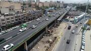 پل گیشا مسدود شد |  زیرگذر تا پایان سال راه اندازی میشود